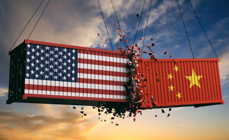 Trade war between the Usa and China
