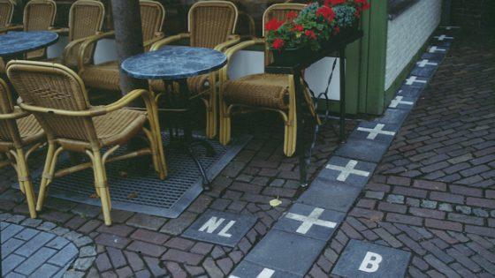 Belgium-NL border