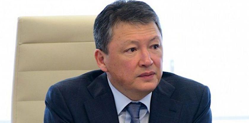 Timur Kulibayev, the wealthiest man in Kazakhstan